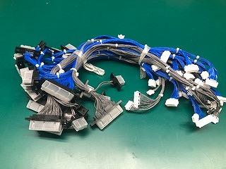 OA機器用163回路組ハーネス